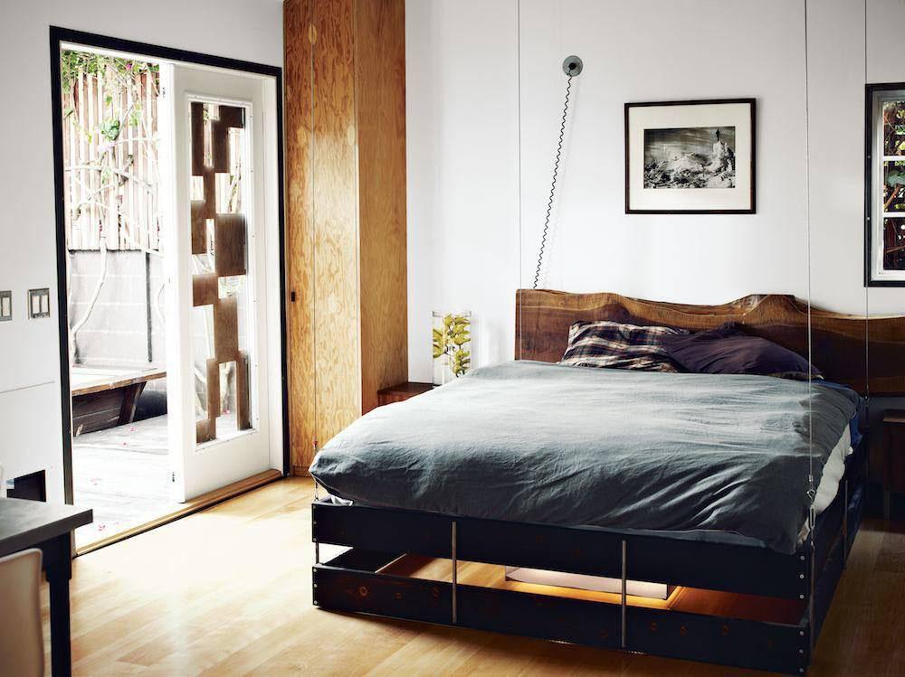 Выдвигающаяся кровать от Funn Roberts