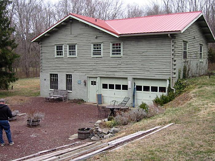 Здание до начала реконструкции