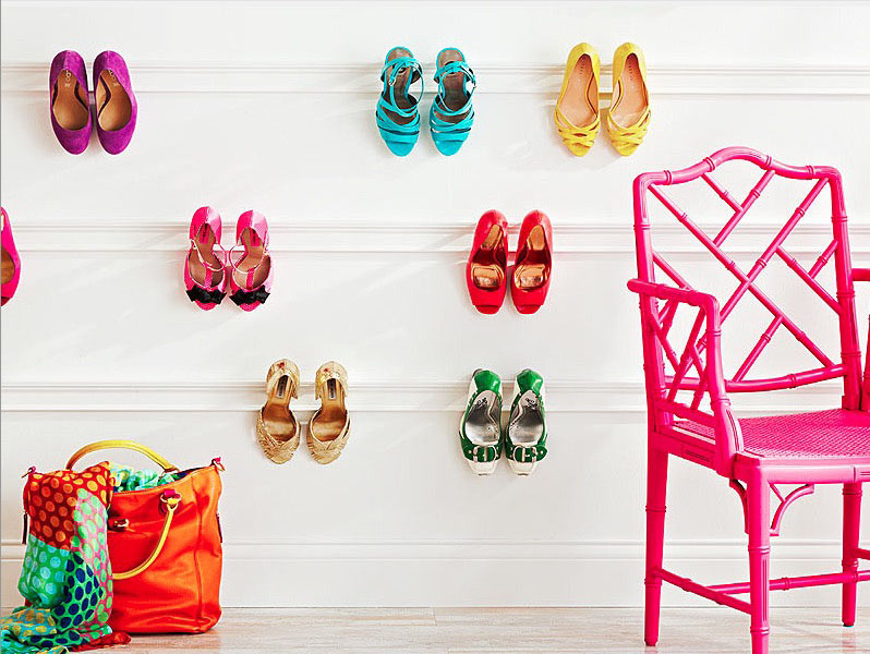 Система хранения обуви