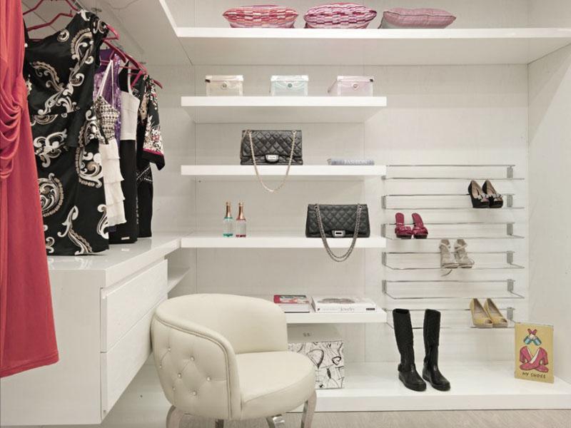 Креативная система хранения одежды
