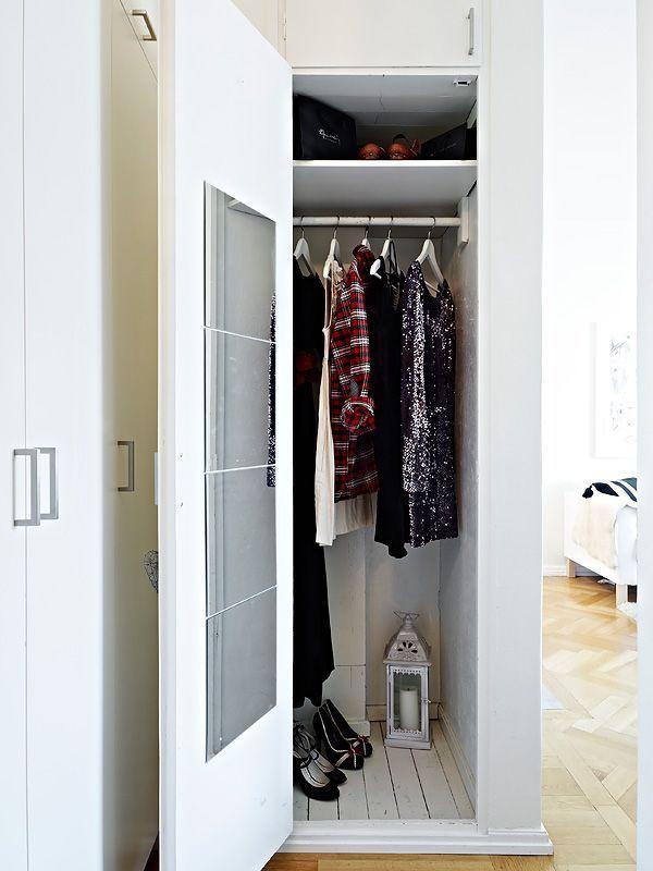 Маленькая квартира-студия: дизайн интерьера в скандинавском .