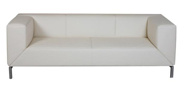 Белый диван Longueville