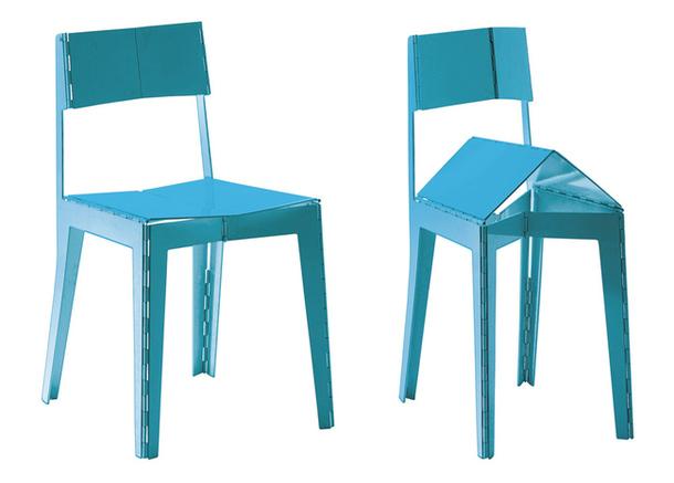 Креативные складные стулья Stitch