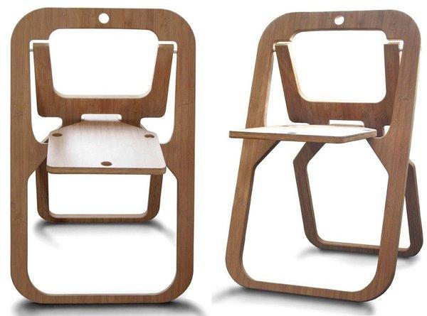 Складные школьные стулья