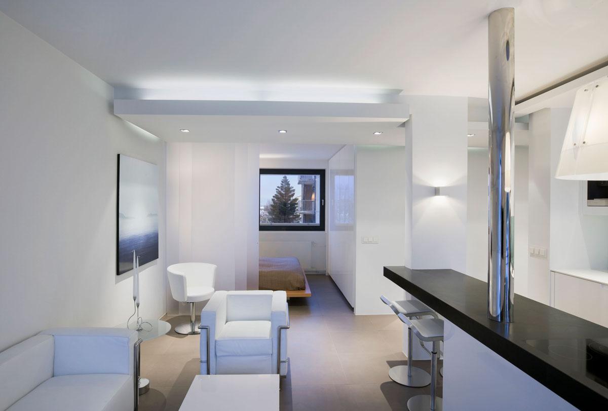 Ремонт однокомнатной квартиры 40 кв.м фото своими