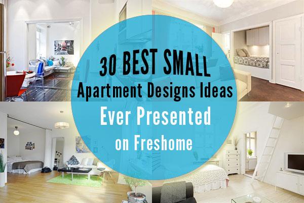 Идеи дизайна малогабаритных квартир