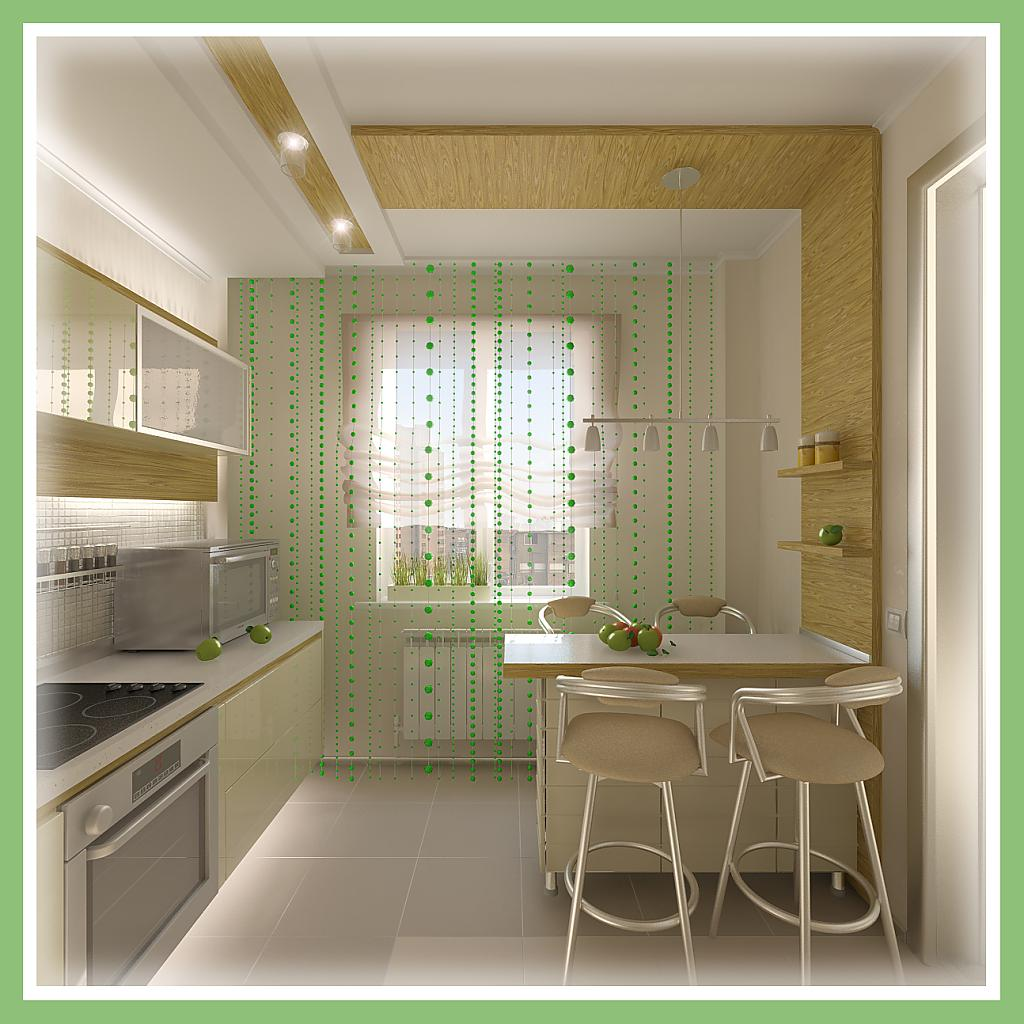 Оливковая кухня: 70 фото 81