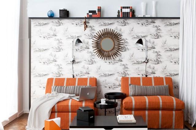 Дизайн интерьера маленькой комнаты - фото 6