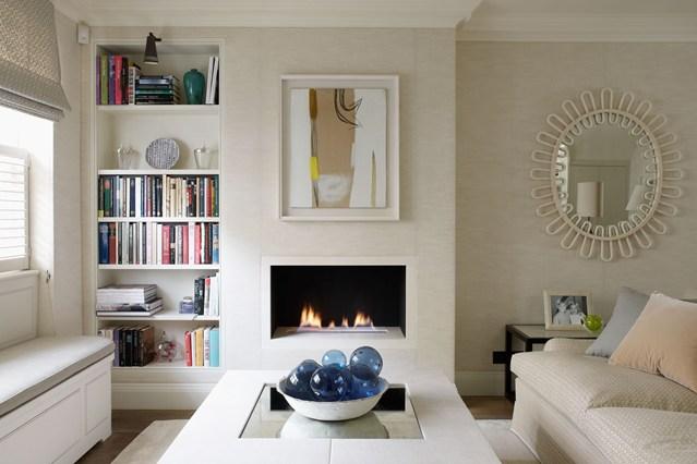 Дизайн интерьера маленькой комнаты, фото 3