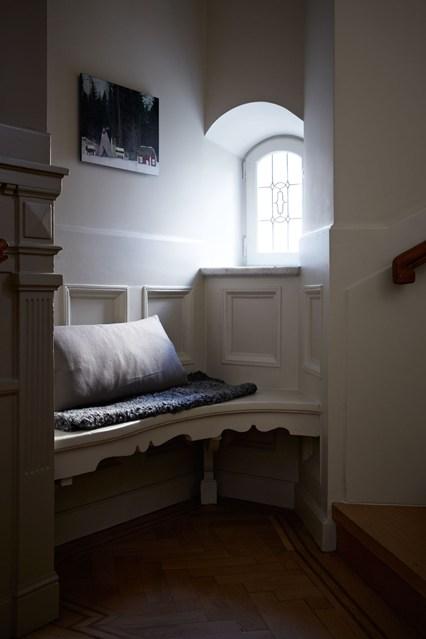 Зона отдыха в дизайне маленькой комнаты