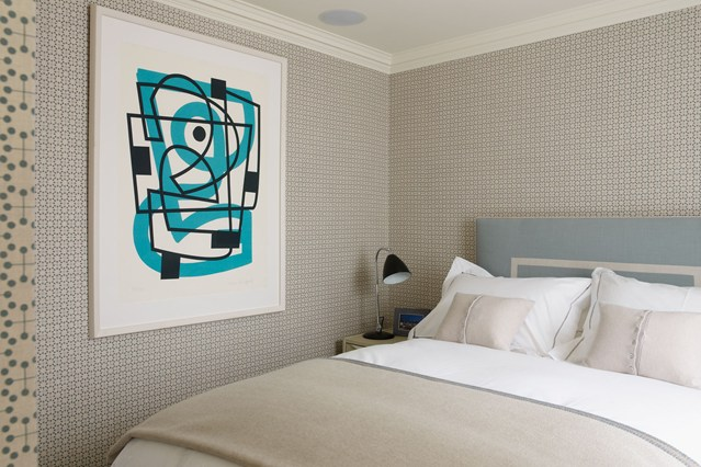 Дизайн интерьера маленькой спальни - фото 5