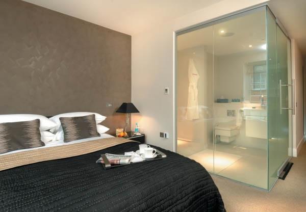Дизайн интерьера маленькой спальни, фото 4