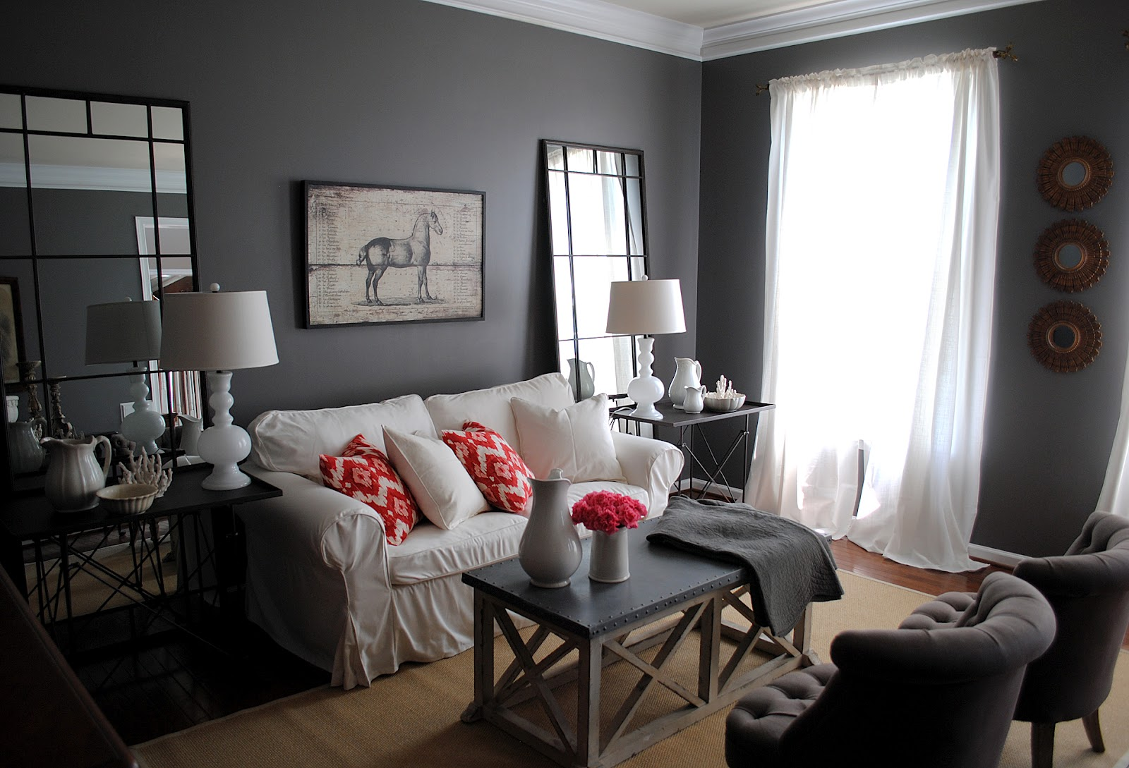 Дизайн интерьера маленькой гостиной, фото 2