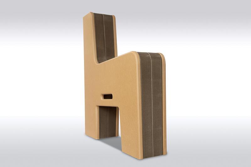Раскладной диван-трансформер в сложенном виде