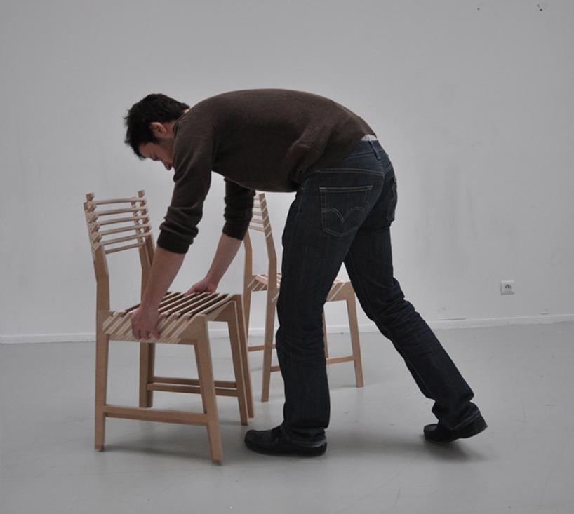 Три стула в одном