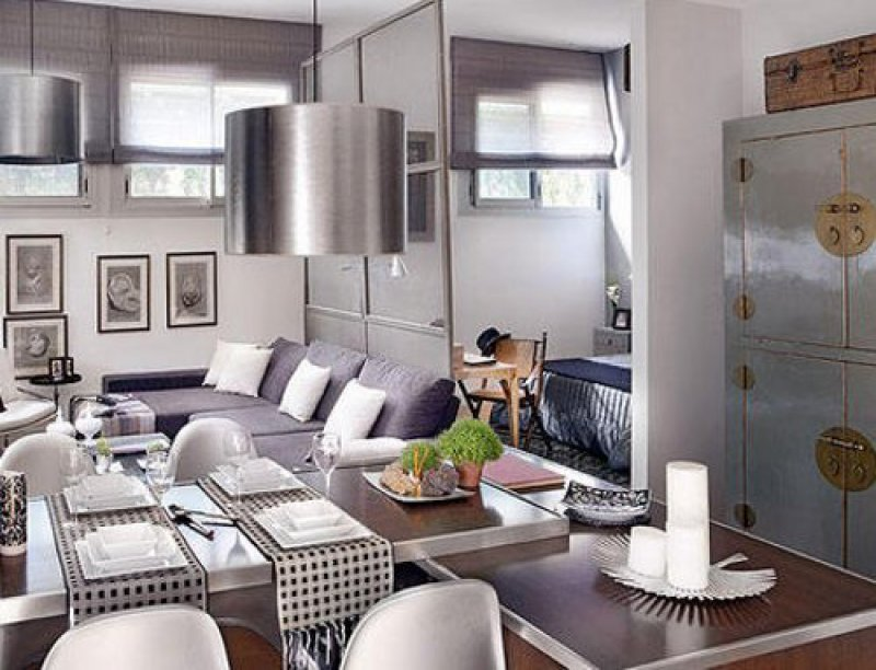Дизайн квартиры икеа