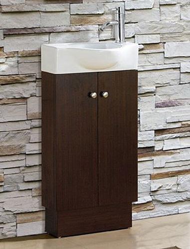 Туалетный столик Glenwood в дизайне маленькой ванной