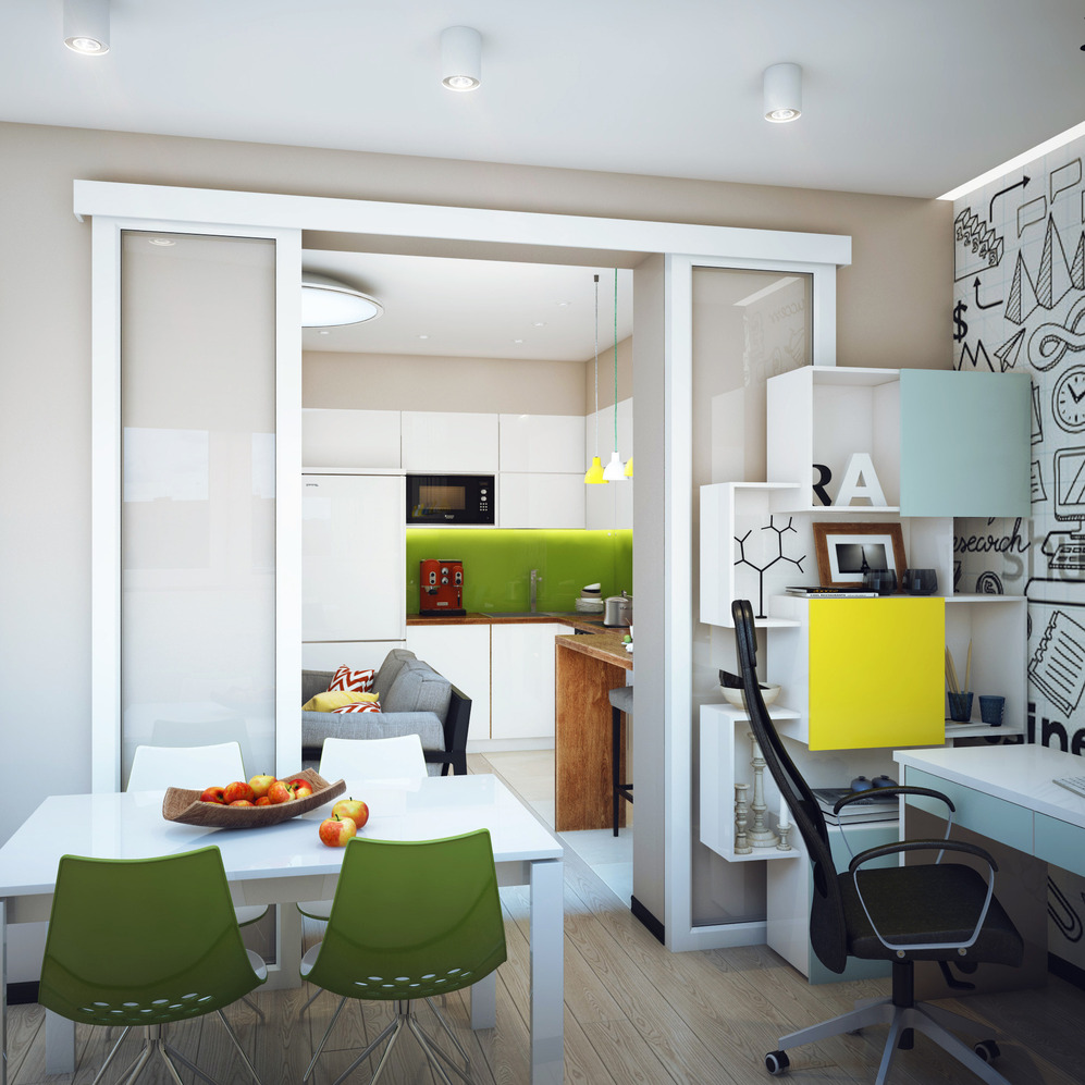 Картинки маленьких квартир