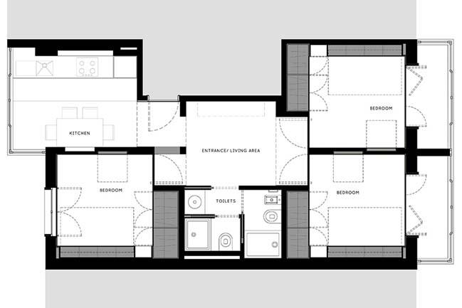Планировка маленькой квартиры после ремонта