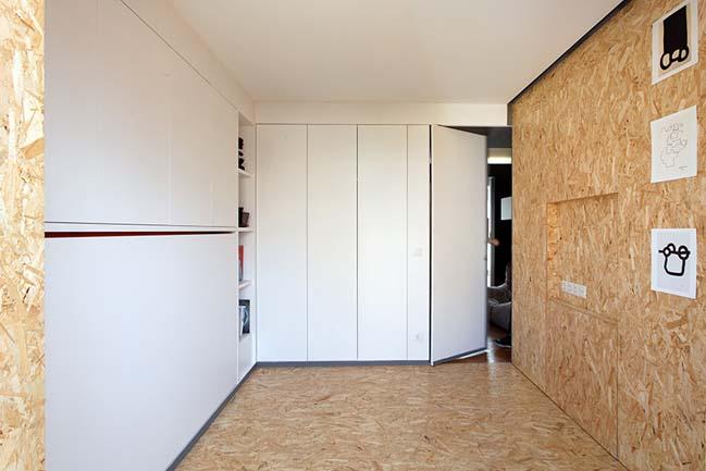 Интерьер маленькой квартиры от UMI Collective - фото 6