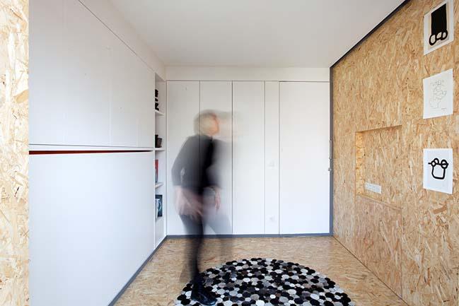 Интерьер маленькой квартиры от UMI Collective - фото 5