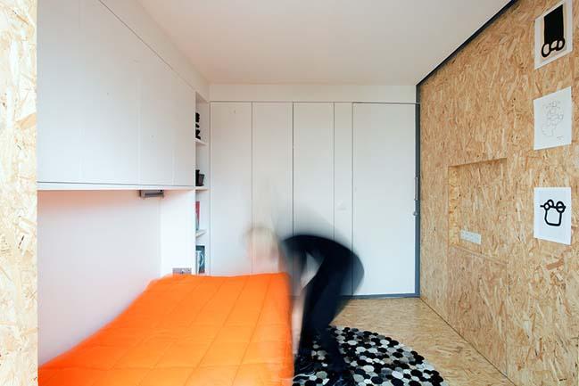 Интерьер маленькой квартиры от UMI Collective - фото 4