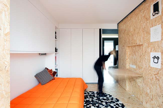 Интерьер маленькой квартиры от UMI Collective - фото 3