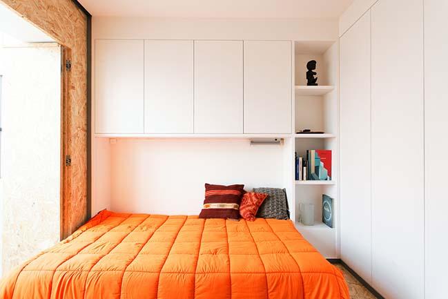 Интерьер маленькой квартиры от UMI Collective - фото 2