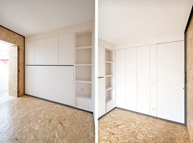 Интерьер маленькой квартиры от UMI Collective - фото 8