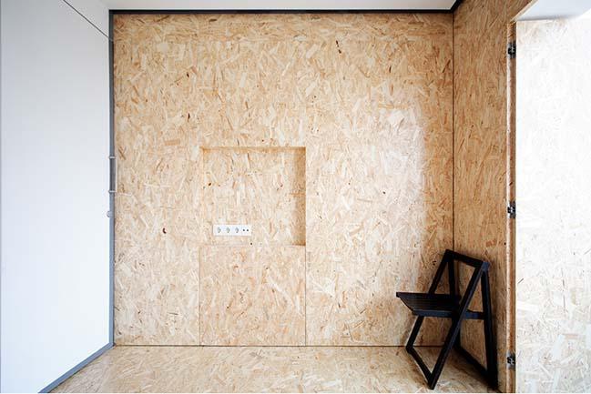Интерьер маленькой квартиры от UMI Collective - фото 9