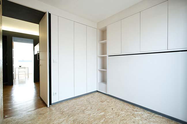 Интерьер маленькой квартиры от UMI Collective - фото 10