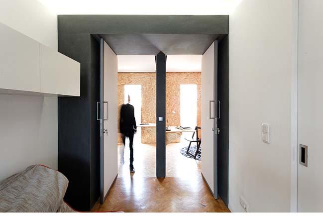 Интерьер маленькой квартиры от UMI Collective - фото 11