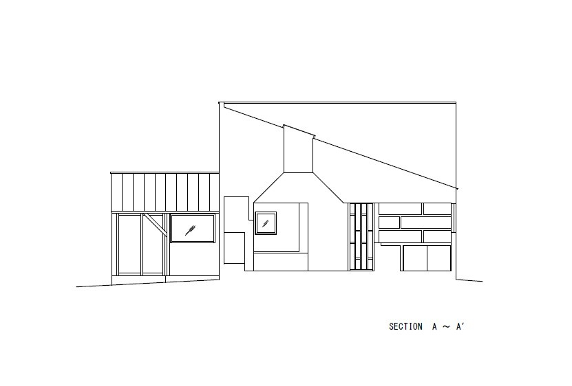 Планировка современного маленького дома