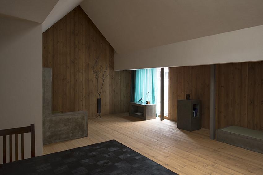 Интерьер современного маленького дома