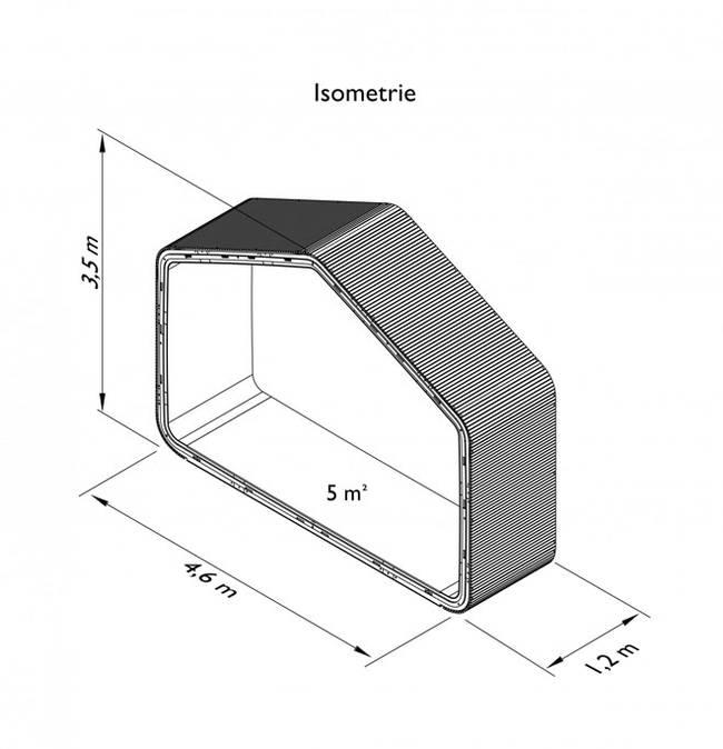 Проект маленького жилого дома: компактные модули