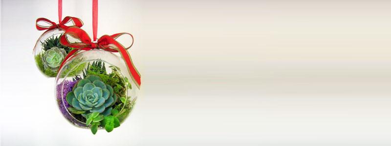 Яркое и современное рождественское украшение - фото 12