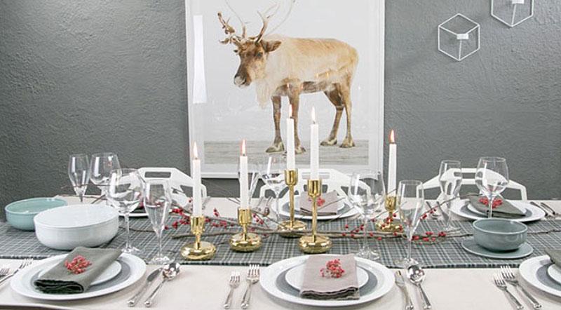 Яркое и современное рождественское украшение - фото 24