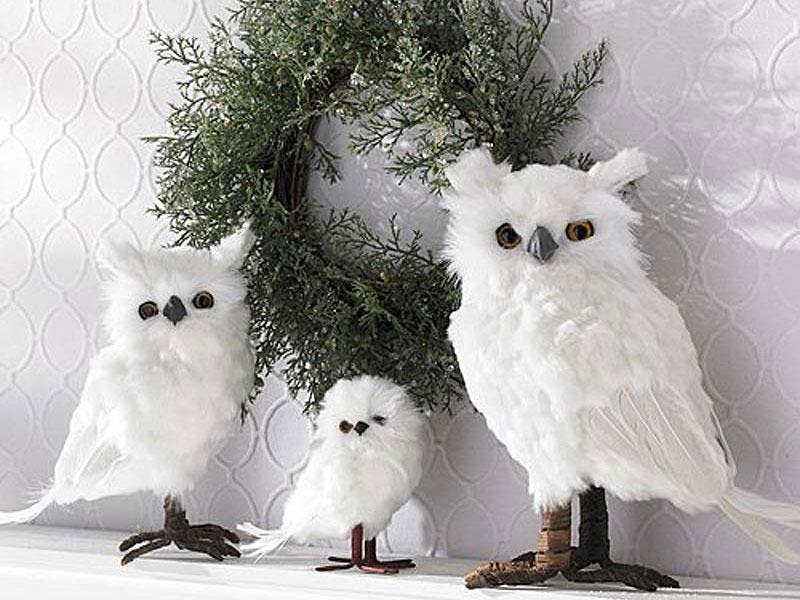 Яркое и современное рождественское украшение - фото 9