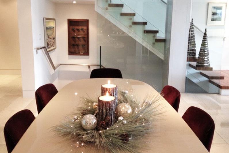 Яркое и современное рождественское украшение - фото 19