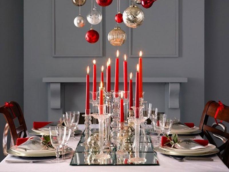 Яркое и современное рождественское украшение - фото 25