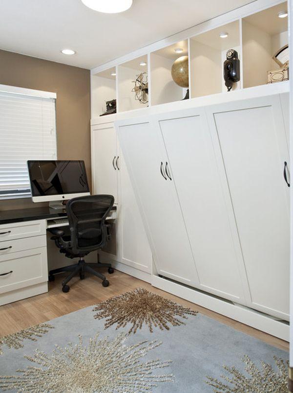 Раскладная кровать Murphy в виде шкафа