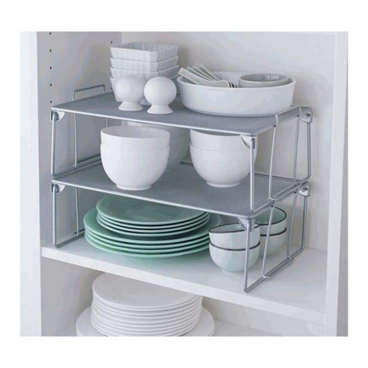 Стеллаж для хранения посуды от Organize