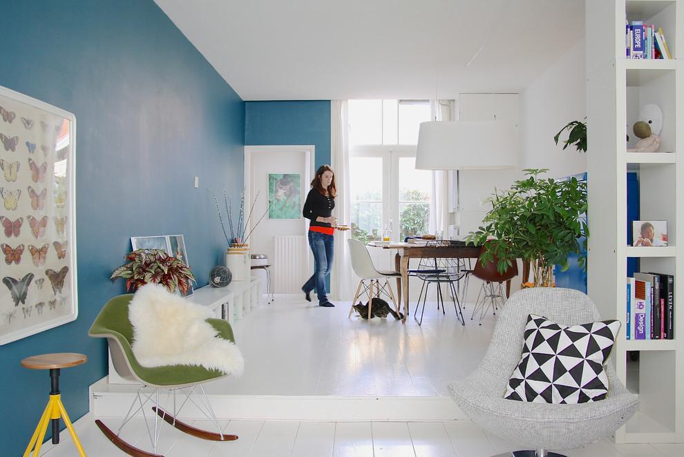 Маленькая квартира в Нидерландах