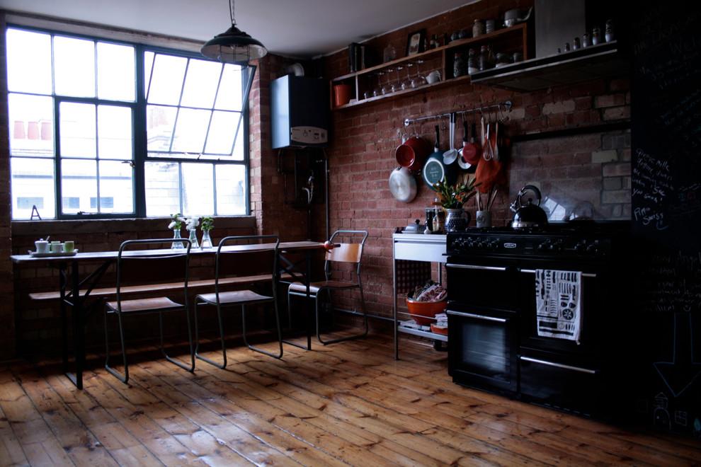 Интерьер маленькой квартиры в Лондоне