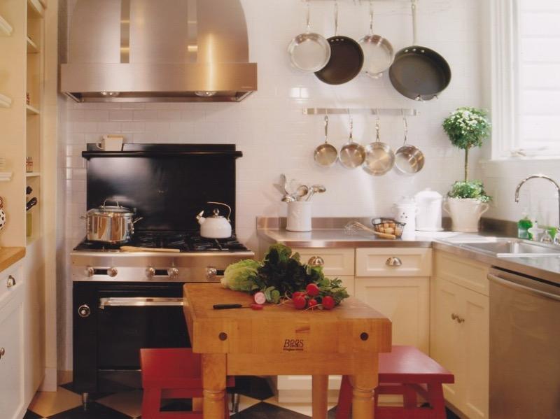 Тяжёлый кухонный остров