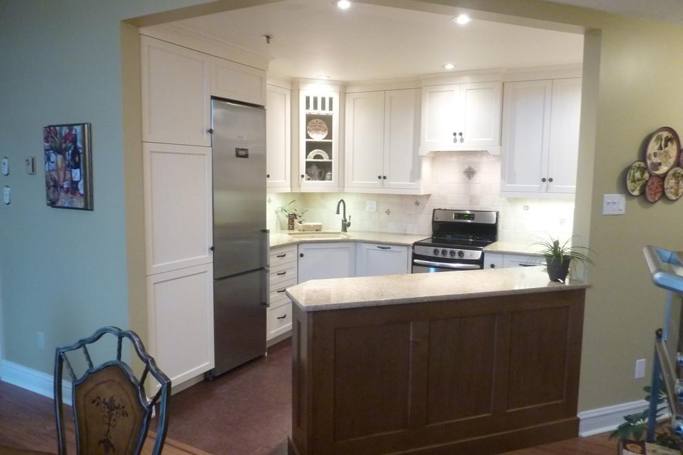 Стильная столешница для кухонь