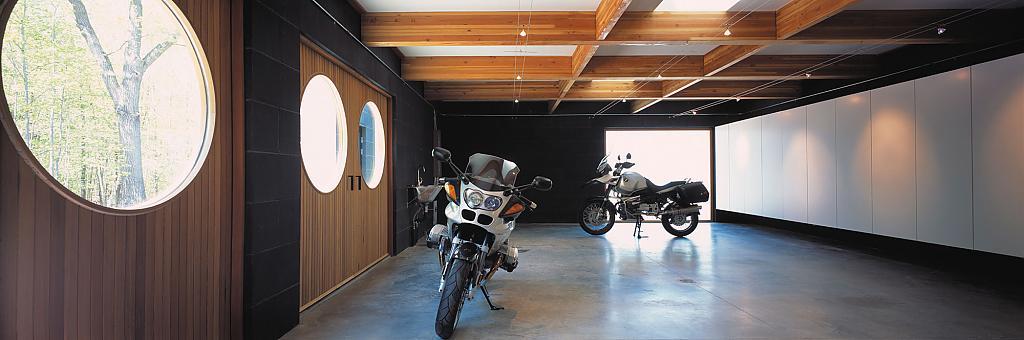 Фото гаража
