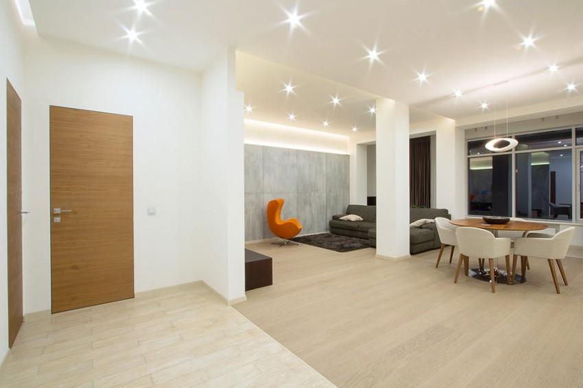 Правила светодизайна: Как организовать освещение