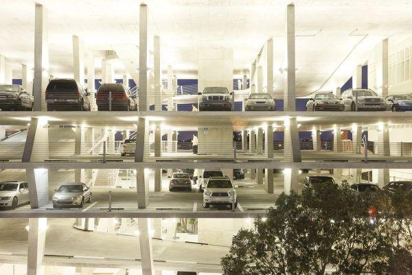 Парковка в Майами