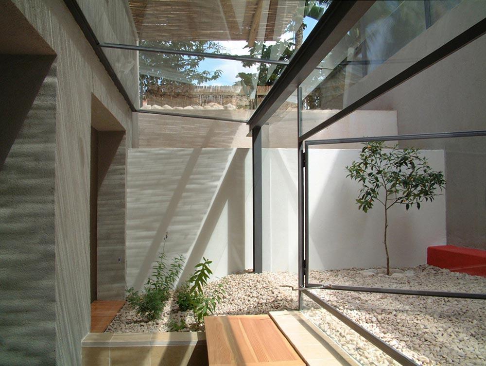 Красивый интерьер маленькой квартиры в экостиле